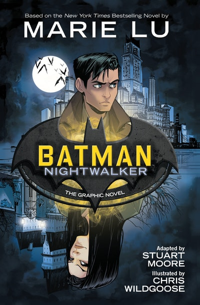 Batman Nightwalker (The Graphic Novel)