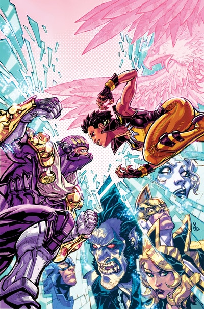 Justice League of America Vol. 4 Surgical Strike