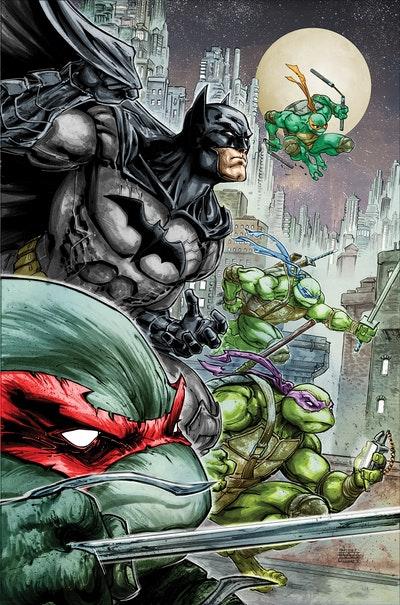 Batman/Teenage Mutant Ninja Turtles Deluxe Edition