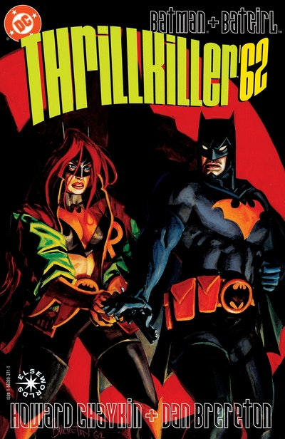 Batman Thrillkiller (New Edition)
