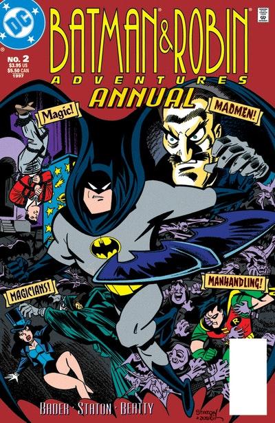 Batman & Robin Adventures Vol. 3