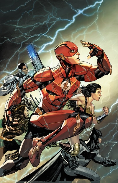The Flash The Rebirth Deluxe Edition Book 3