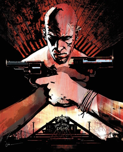 Scalped Book Three