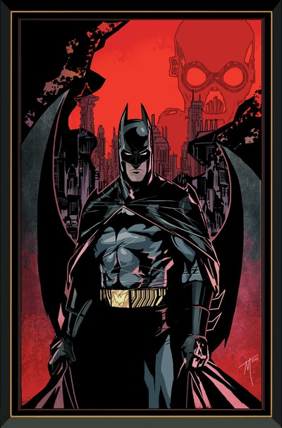 Batman Gates Of Gotham Deluxe Edition
