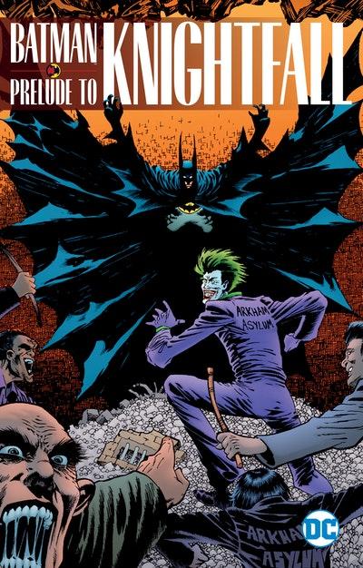 Batman Prelude To Knightfall
