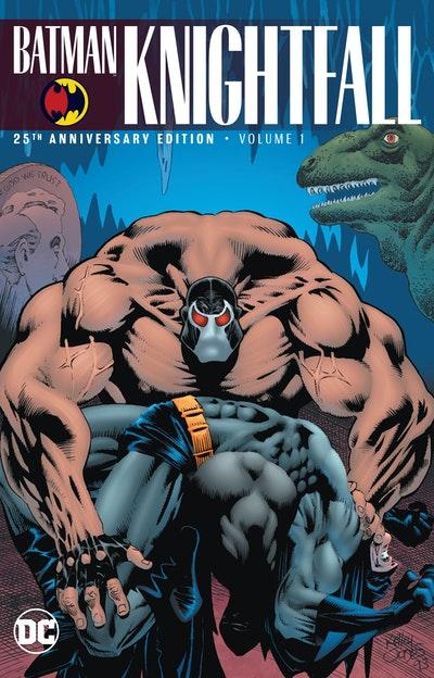 Batman Knightfall Vol. 1 (25th Anniversary Edition)