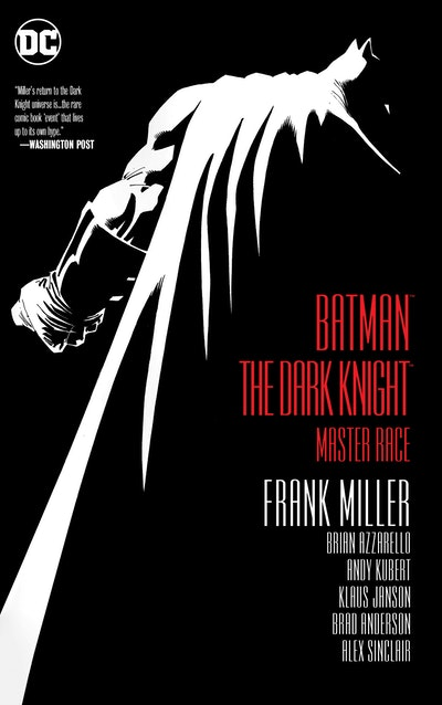 Batman The Dark Knight Master Race