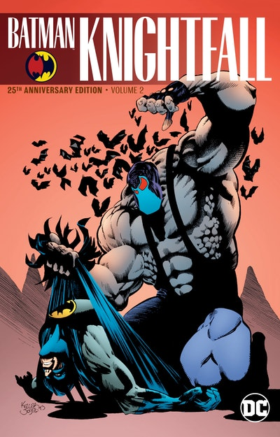 Batman Knightfall Vol. 2 (25th Anniversary Edition)