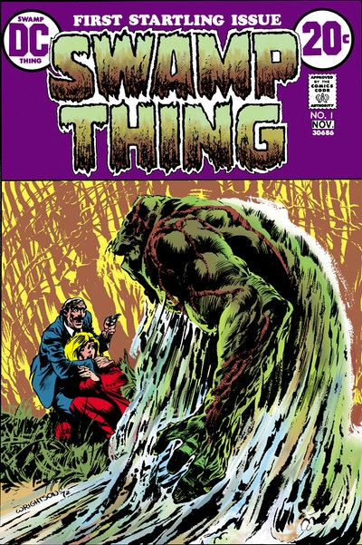 Swamp Thing The Bronze Age Vol. 1