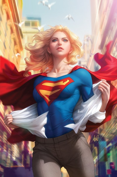 Supergirl Vol. 4: Plain Sight