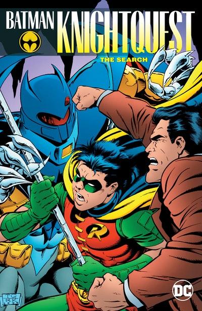 Batman Knightquest The Search