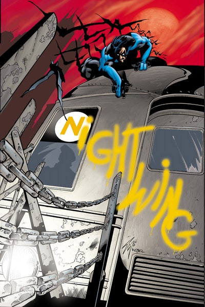 Nightwing Vol. 8 Lethal Force