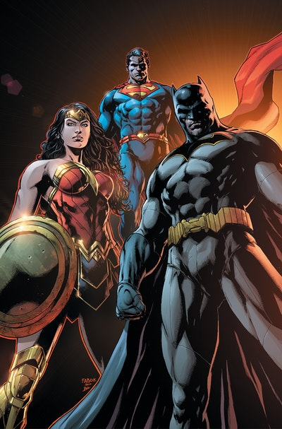 Trinity Vol. 4: The Search for Steve Trevor