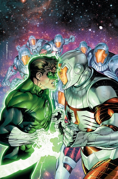 Hal Jordan and the Green Lantern Corps Vol. 7