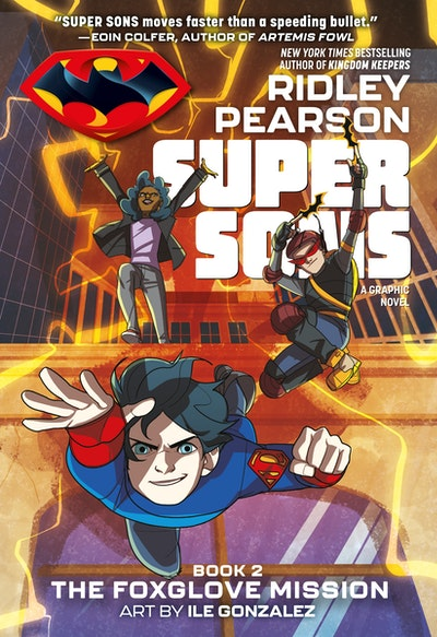 Super Sons The Foxglove Mission