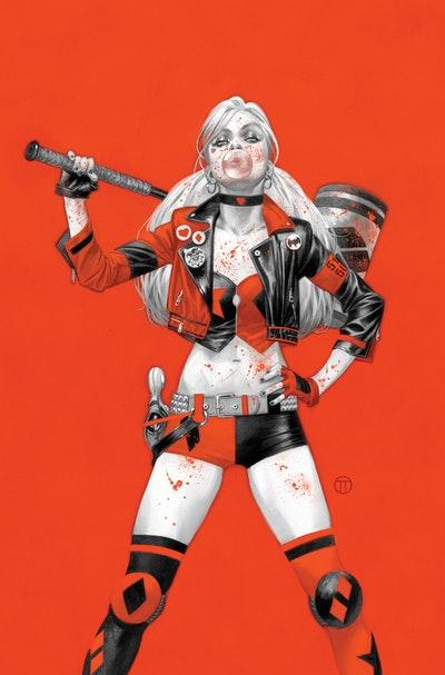 Harley Quinn Vol. 2 Harley Destroys The Universe