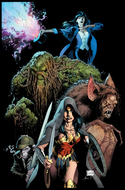 Justice League Dark Vol. 1: The Last Age of Magic