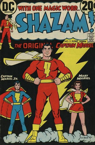 Shazam The World's Greatest Mortal Vol. 1