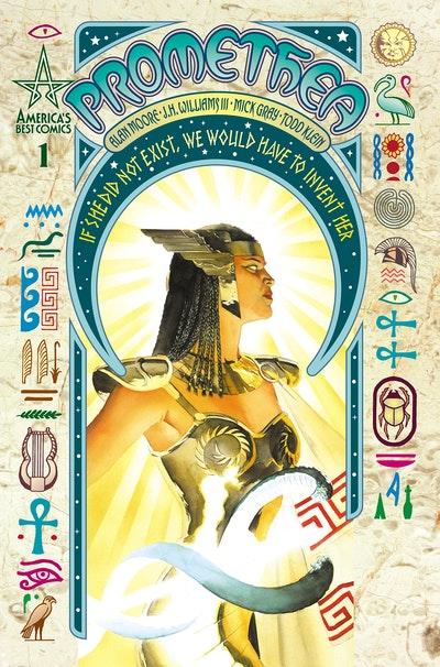 Promethea 20th Anniversary Deluxe Edition Book One