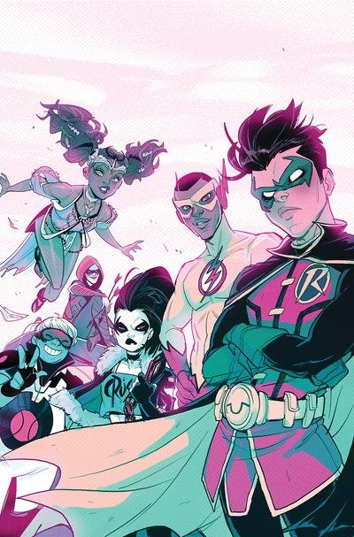 Teen Titans Vol. 1 Full Throttle