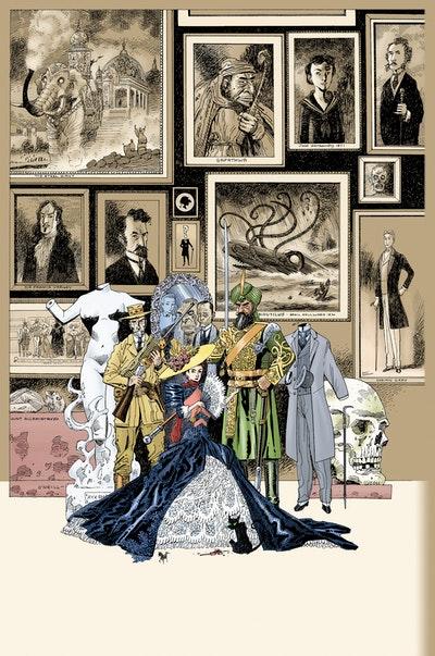 The League Of Extraordinary Gentlemen The Jubilee Edition