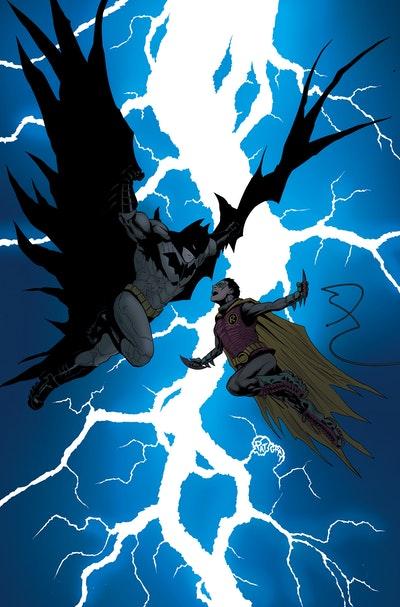 Batman And Robin Bad Blood (DC Essential Edition)