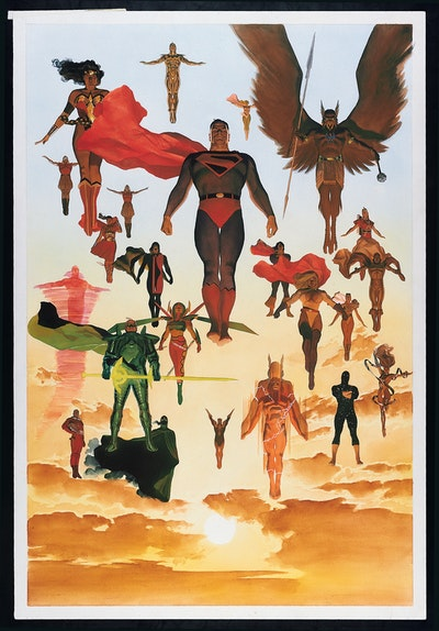 Kingdom Come (Dc Black Label Edition)