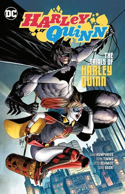 Harley Quinn Vol. 3 The Trials of Harley Quinn