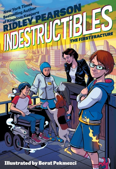 Indestructibles: The First Fracture
