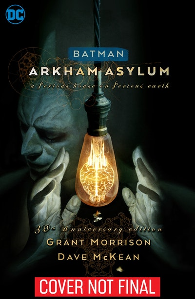 Absolute Batman Arkham Asylum (30th Anniversary Edition)