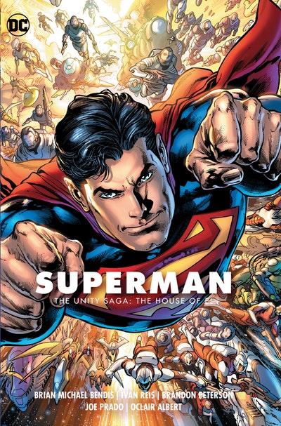 Superman Vol. 2 The Unity Saga The House of El