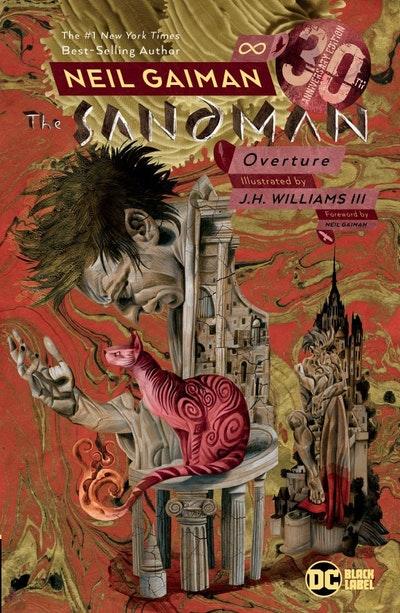 Sandman: Overture 30th Anniversary Edition