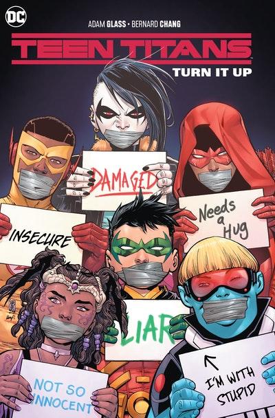 Teen Titans Vol. 2 Turn It Up