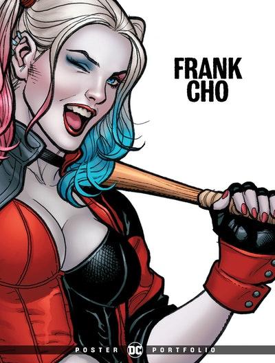 DC Poster Portfolio Frank Cho