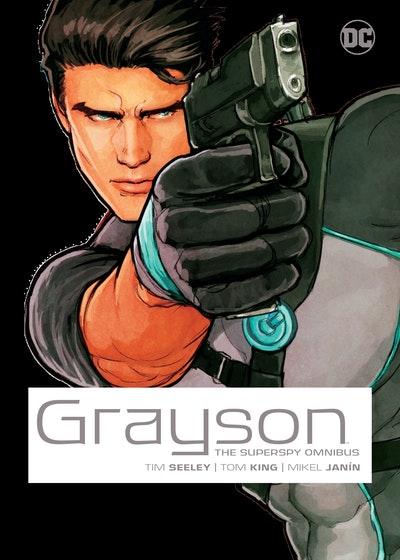 Grayson by Tom King Omnibus
