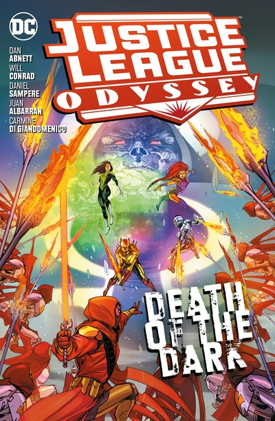 Justice League Odyssey Vol. 2