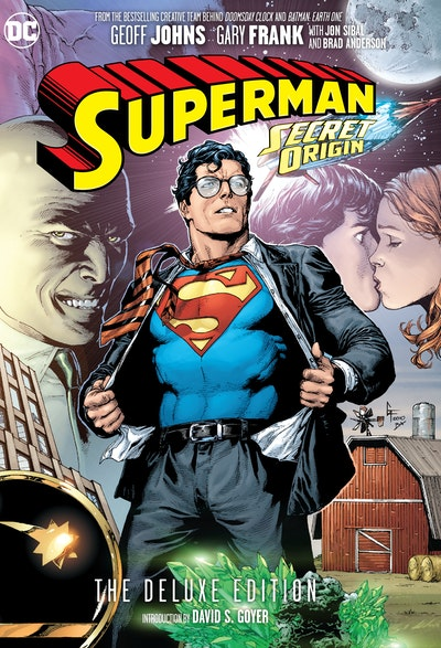 Superman Secret Origin Deluxe Edition