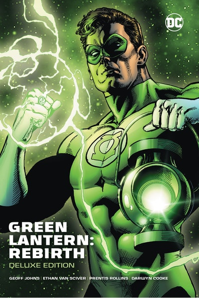 Green Lantern Rebirth Deluxe Edition