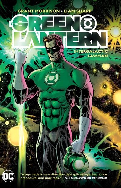 The Green Lantern Vol. 1 Intergalactic Lawman