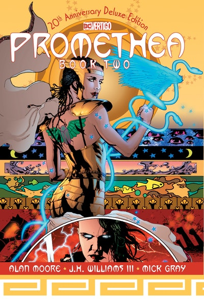 Promethea The Deluxe Edition Book Two