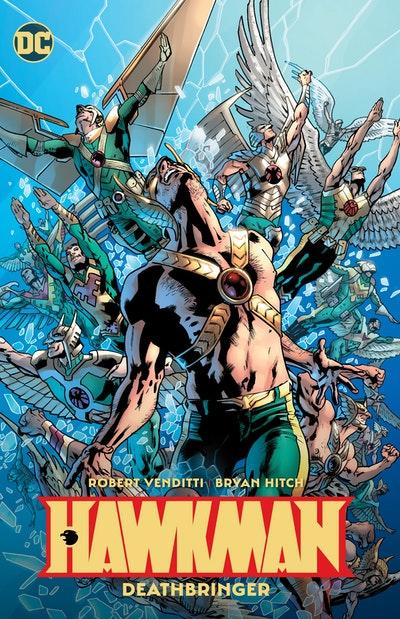Hawkman Vol. 2