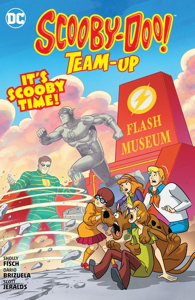 Scooby-Doo Team-Up It's Scooby Time!
