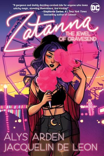Zatanna The Jewel of Gravesend