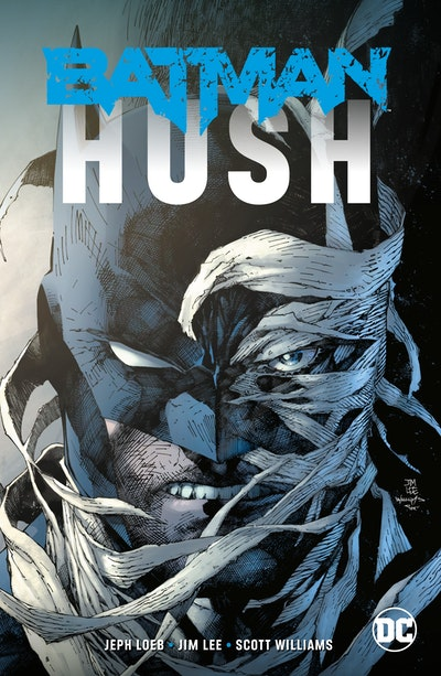 Coloring Dc Batman Hush Vol 1 By Jeph Loeb Penguin Books Australia
