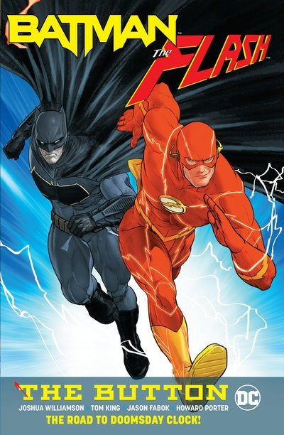 Batman/The Flash: The Button International Edition