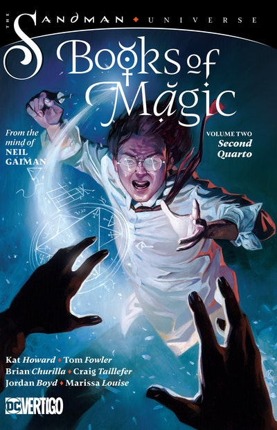 Books of Magic Vol. 2: Second Quarto (The Sandman Universe)