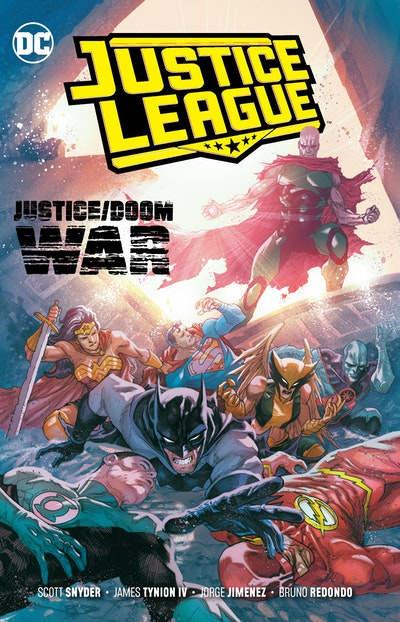 Justice League Vol. 5