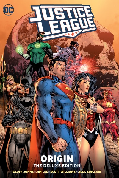 Justice League Origin Deluxe Edition