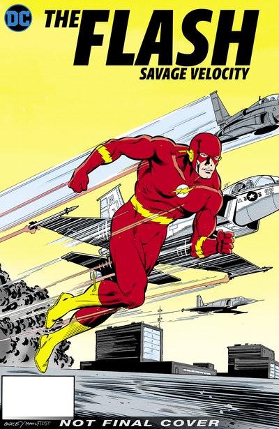 The Flash: Savage Velocity
