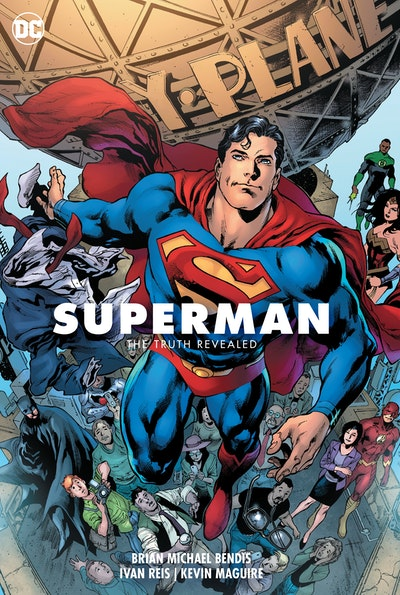 Superman Vol. 3 The Unity Saga The President of Earth